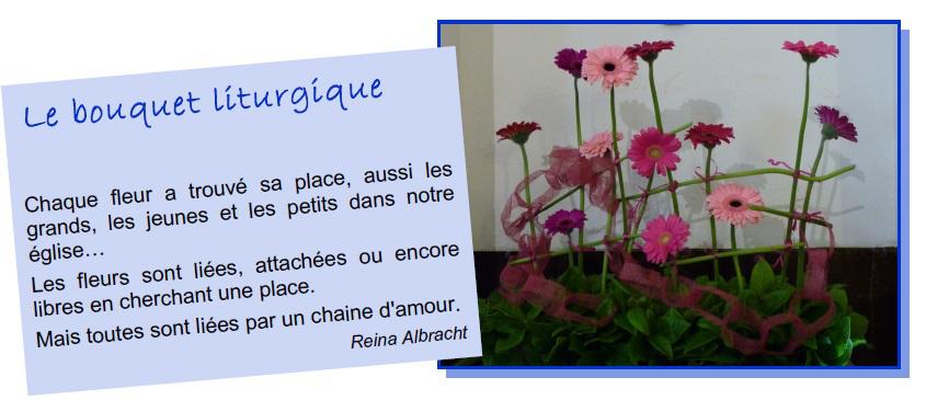 bouquet liturgique